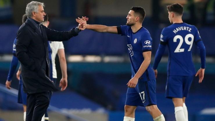 Premier League: Bez goli w szlagierze, Tottenham liderem