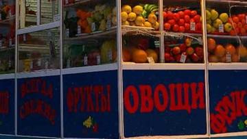 Media: Rosjanie zapłacili wysoka cenę za embargo na żywność