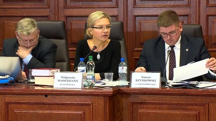 Przewodnicząca komisji ds. Amber Gold: złożymy zawiadomienie o możliwości popełnienia przestępstwa przez BGŻ