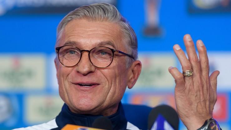 Nawałka: Postaram się rozczarować trenera Probierza