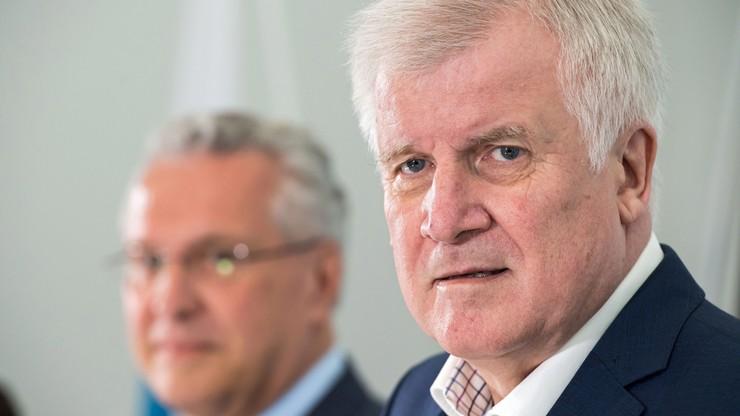 """""""Nie wolno kontynuować polityki otwartych granic"""". Premier Bawarii zapowiada skuteczniejszą ochronę przed terroryzmem"""