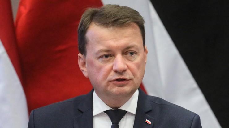 """""""Zależy nam na tym, aby Wojsko Polskie było liczniejsze"""". Szef MON w Lublinie"""