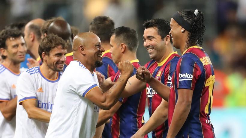 El Clasico legend: Real Madryt lepszy od Barcelony
