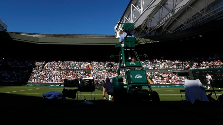 """Wimbledon: Tomic nie otrzyma premii za """"odpuszczenie"""" meczu z Tsongą"""