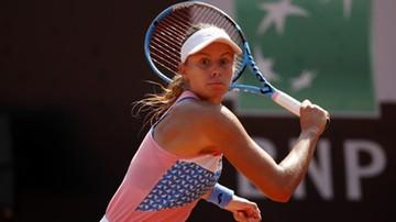 Turniej WTA w Strasburgu: Porażka Linette w 1/8 finału