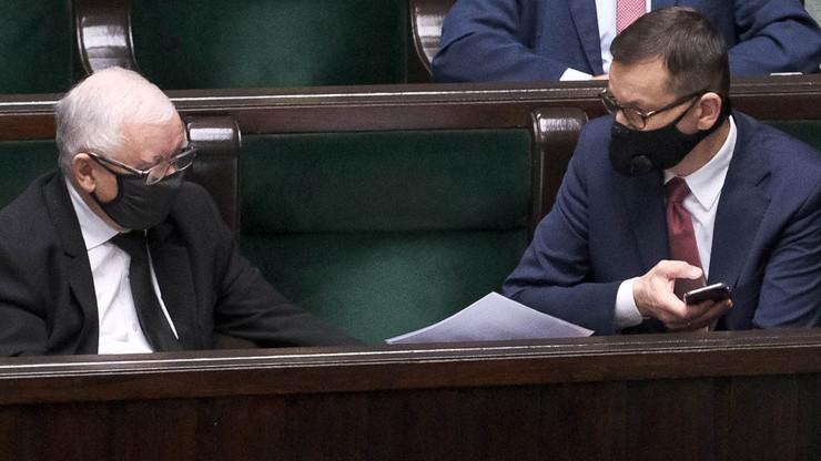 Kaczyński: prawdopodobne, że Morawiecki będzie premierem do końca kadencji