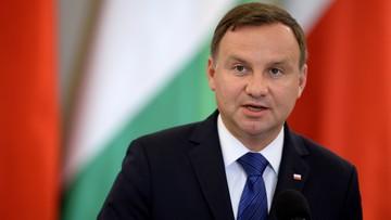 Prezydent: wystosowałem listy do brytyjskich prymasów ws. sytuacji Polaków