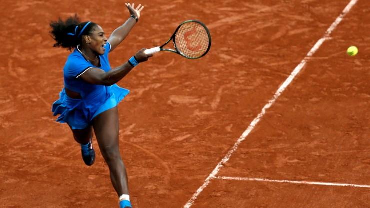 French Open: Williams awansowała do 1/8 finału