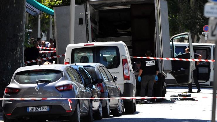 Zamachowiec powiązany z islamistami - sprzeczne informacje z Francji