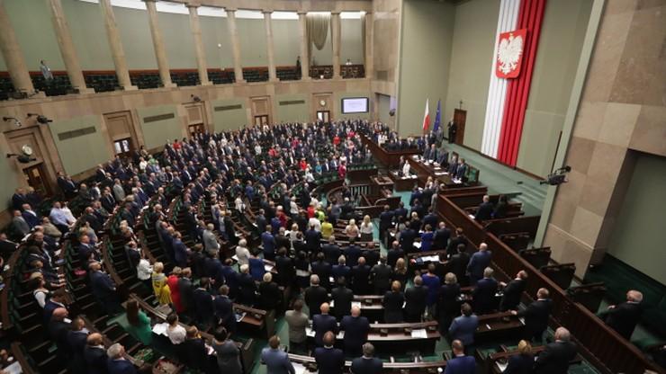 Sejm uchwalił ustawę o Narodowym Instytucie Wolności