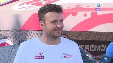 Bartłomiej Marszałek: Myślami już jestem w garażu w Polsce