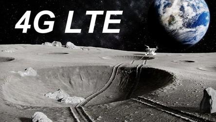 Na Księżycu powstanie pierwsza sieć komórkowa 4G LTE. Zbuduje ją Nokia