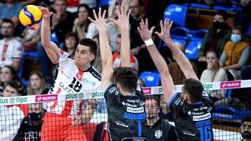 PlusLiga: Pewne zwycięstwo Asseco Resovii w odmienionym składzie
