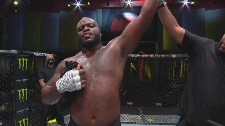 UFC: Derrick Lewis znokautował złodzieja i wrzucił do sieci filmik (ZDJĘCIA)