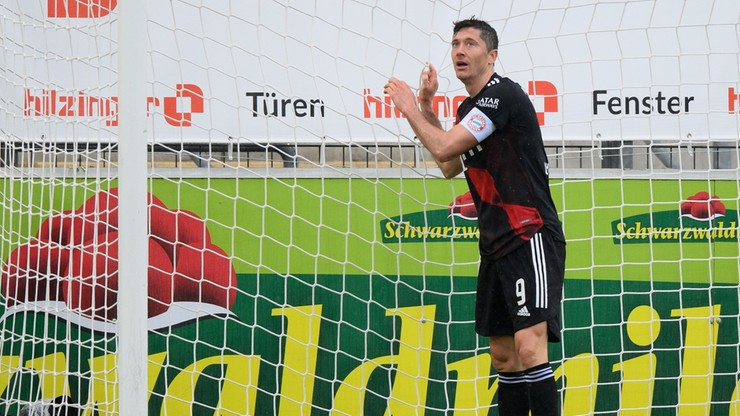 Bundesliga: Bayern Monachium - Augsburg. Relacja na żywo