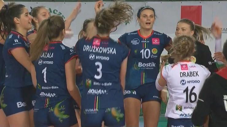 TAURON Liga: Błyskawiczna wygrana BKS Bostik Bielsko-Biała