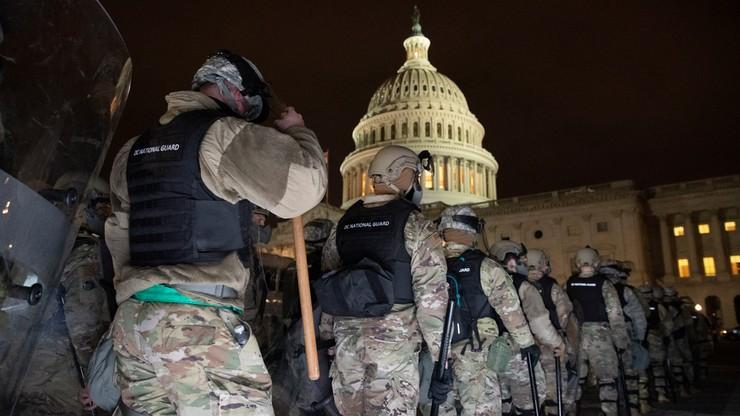 USA: cztery osoby zmarły podczas zamieszek w Waszyngtonie