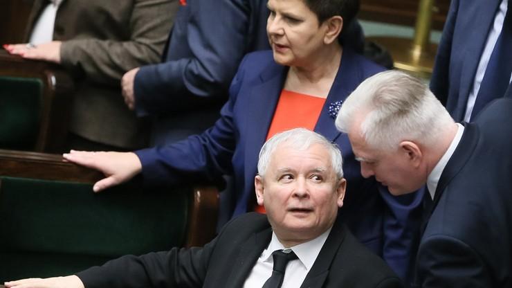 Sejm nie odrzucił kolejnego projektu PiS o TK