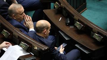 Opozycji nie udało się zablokować prac Sejmu nad projektem PiS ws. sądownictwa, choć miała szansę