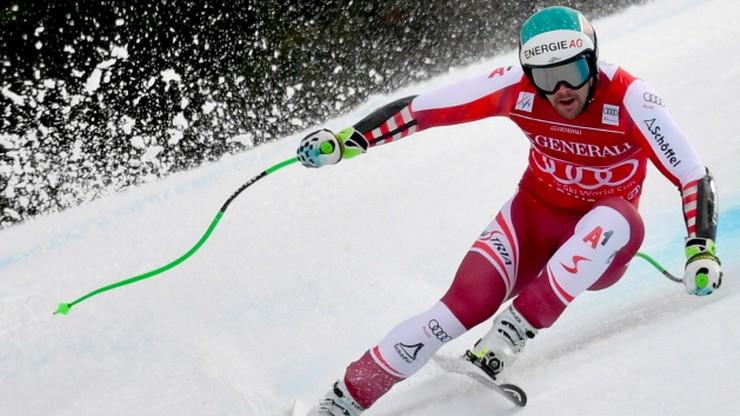 Alpejski PŚ: Vincent Kriechmayr wygrał spupergigant w Garmisch-Partenkirchen