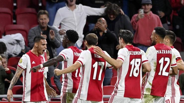 Ajax Amsterdam rozbił VVV Venlo 13:0