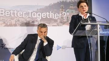 Szydło: w instytucjach europejskich jest pokusa do rozpychania się