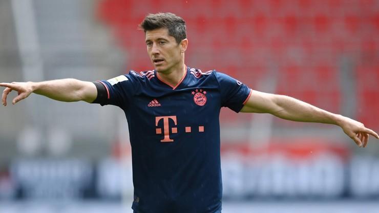 Wichniarek o Lewandowskim: Rozpędził się tak, jak Bayern