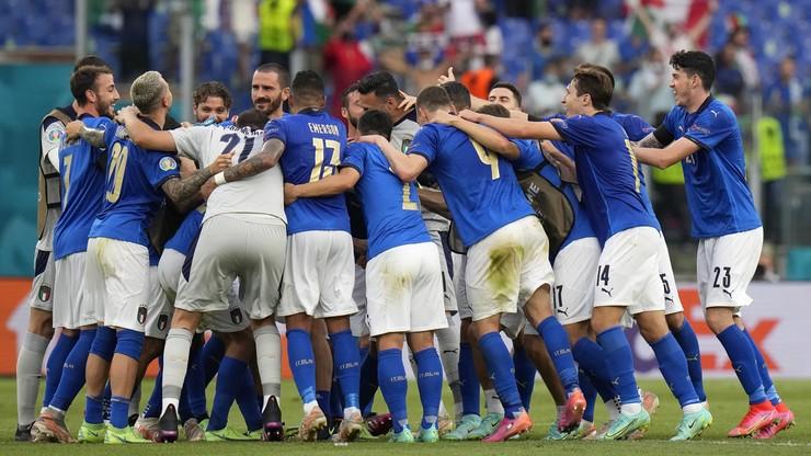 """Euro 2020: """"Reprezentacja Włoch może być faworytem Euro 2020"""""""