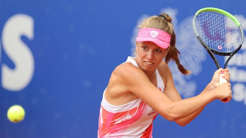 WTA w Indian Wells: Magdalena Fręch postawiła się Karolinie Pliskovej