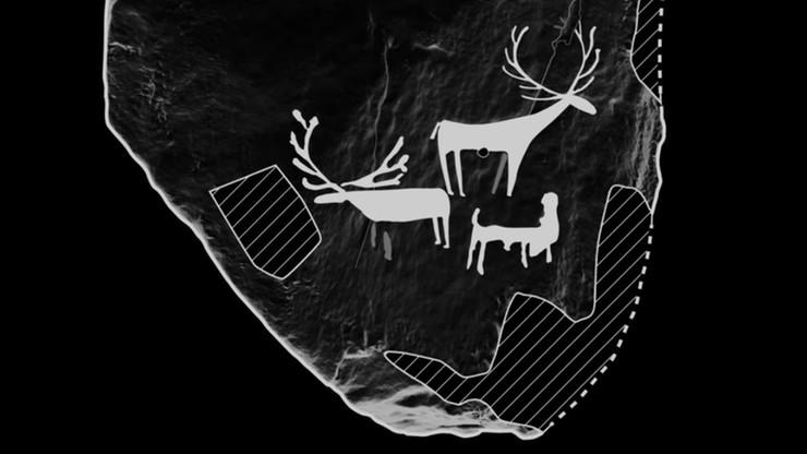 Archeolog-amator znalazł obrazy w grobie z epoki kamiennej. Zmieniają nasze spojrzenie na historię
