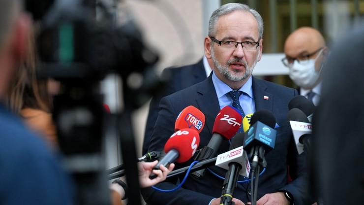 Obrady Trójstronnego Zespołu ds. Ochrony Zdrowia. Minister Niedzielski zapowiada kolejne podwyżki