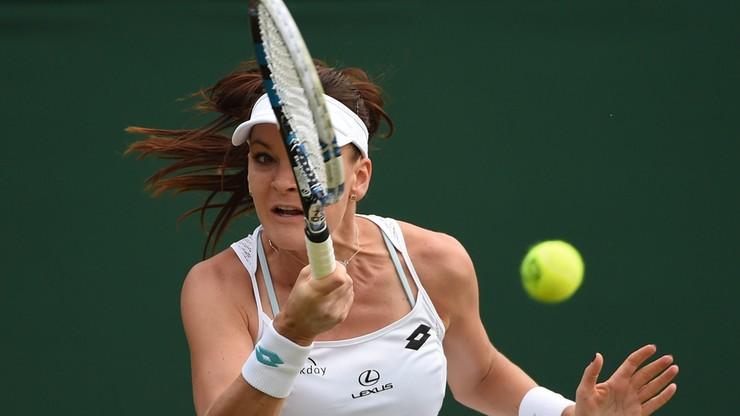 Wimbledon: awans Radwańskiej do 3. rundy, kontuzja Konjuh