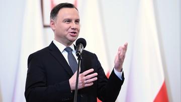 Andrzej Duda chce składki emerytalnej dla wszystkich pierwszych dam, poczynając od Danuty Wałęsy