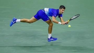 Finał US Open: Djoković - Miedwiediew. Relacja na żywo