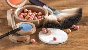 Wykryto azbest w kosmetykach do makijażu. Mogą być groźne dla zdrowia
