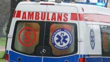 3-letni chłopiec wypadł z okna domu dziecka