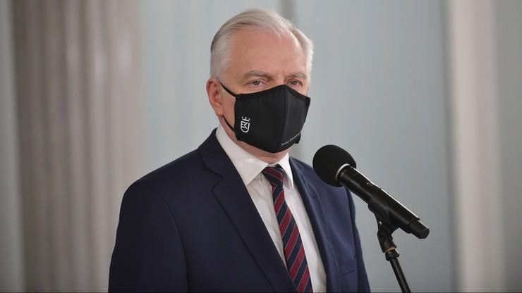 Gowin: jest zgoda Komisji Europejskiej na przedłużenie tarczy antykryzysowej