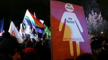 Przeciwnicy zaostrzenia prawa aborcyjnego apelują do PO i N