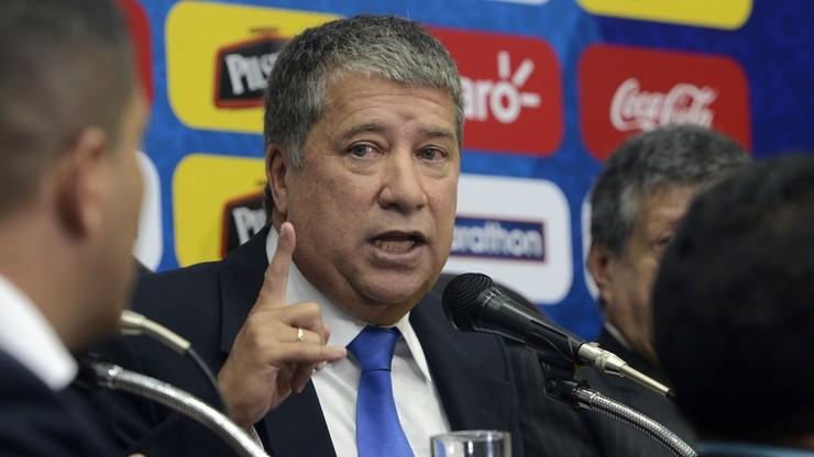 Gomez ponownie selekcjonerem piłkarskiej reprezentacji Ekwadoru