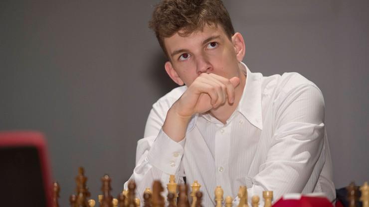 Turniej szachowy w Pradze: Duda nadal prowadzi, we wtorek tylko remisy