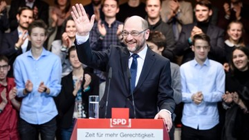 Schulz kandydatem na kanclerza Niemiec. Apeluje o uczciwy podział uchodźców