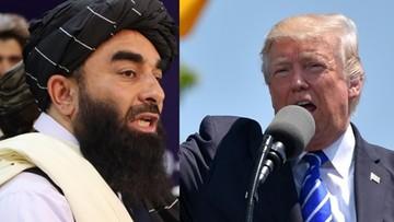 """""""Talibowie mogą warunkowo zostać na Twitterze"""". Konto Trumpa dalej jest zablokowane"""