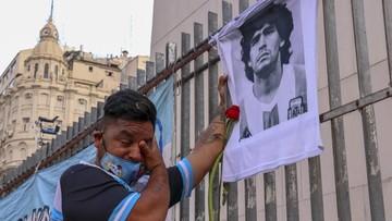 """Kołtoń: Maradona, """"z jakiej planety przybyłeś?!?"""" - historia dwóch goli..."""