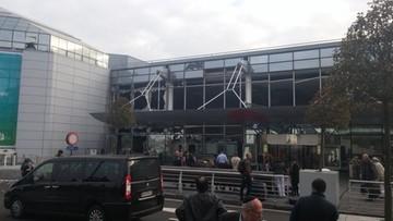 Zamach samobójczy na lotnisku w Brukseli. Znaleziono kałasznikowa, zdetonowano podejrzaną paczkę