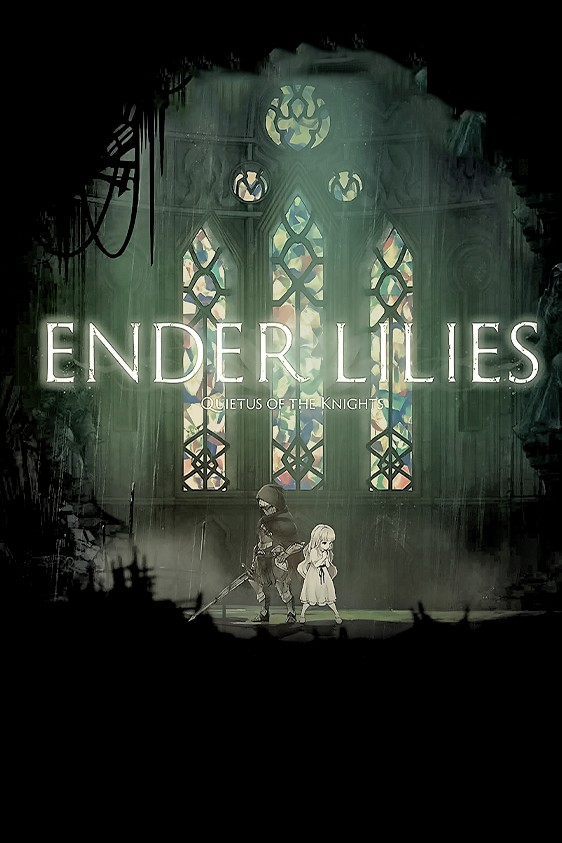 "2021-10-03 Recenzja Polsat Games: ""Ender Lilies. Quietus of the Knights"""