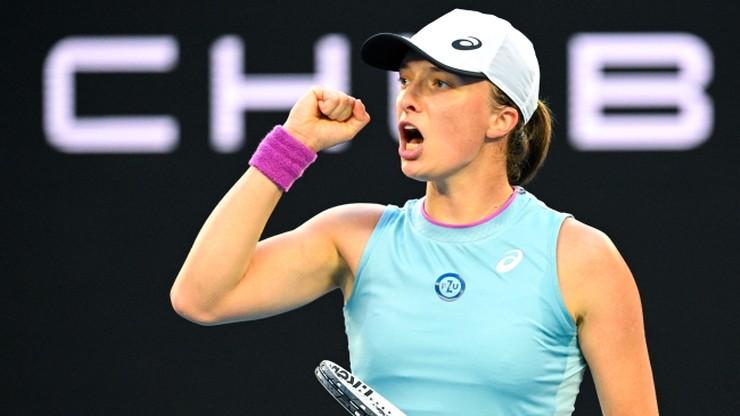 Iga Świątek: Nie sądzę, że będę grać w tenisa w wieku 39 lat. Ale perspektywa może się zmienić