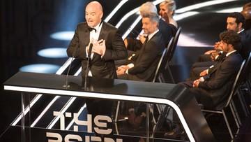 Plebiscyt FIFA: Uroczysta gala w Mediolanie odwołana