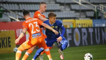 Fortuna 1 Liga: Pięć goli w Legnicy! Miedź przegrała z Bruk-Bet Termaliką