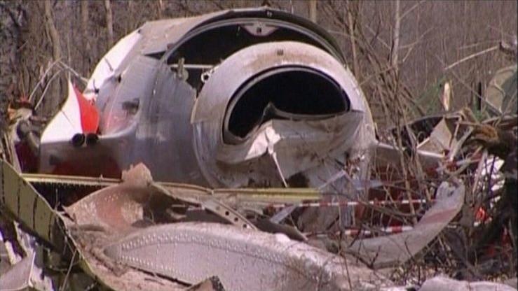 Podkomisja smoleńska: w Tu-154 doszło do wewnętrznej eksplozji