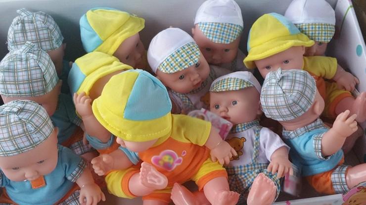 Wysokie stężenie szkodliwych substancji w zabawkach. Zniszczono prawie 30 tys. sztuk